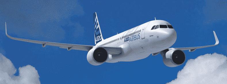 Location d'un jet privé Airbus A320