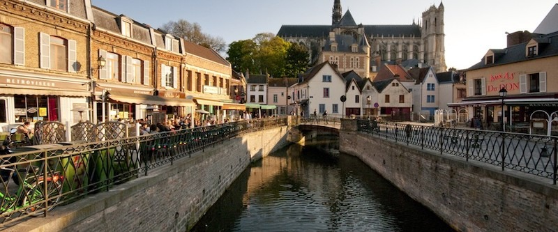 Location de jet privé à Amiens Glisy