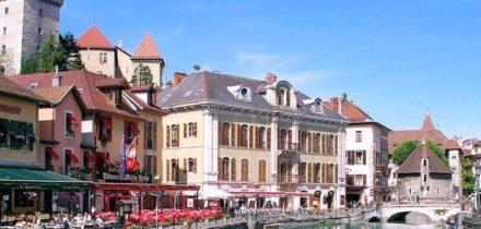 Location de jet privé à Annecy Haute Savoie