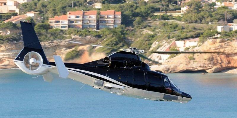 Location de jet privé ou hélicoptère à Figari