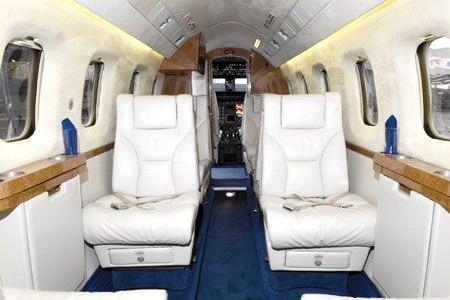 Location jet privé ASTRA