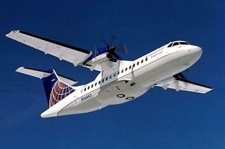 Location jet privé ATR 42