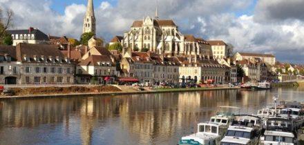Location jet privé à Auxerre Branches