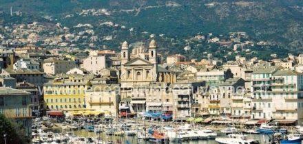 Location de jet privé à Paris - Bastia