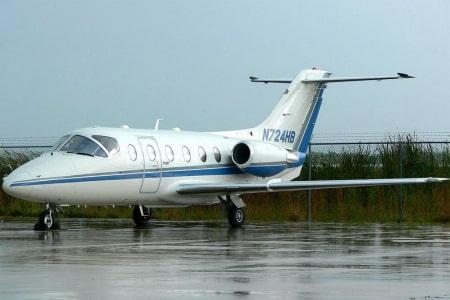 Location jet privé BEECHJET 400
