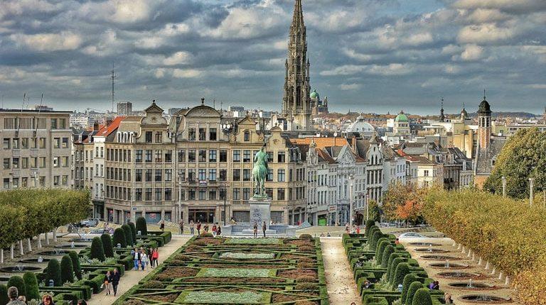 Location de jet privé Belgique