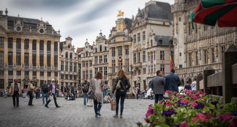Location de jet privé à Bruxelles National