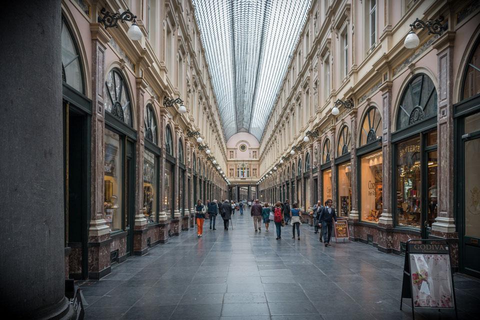 bruxelles centre ville