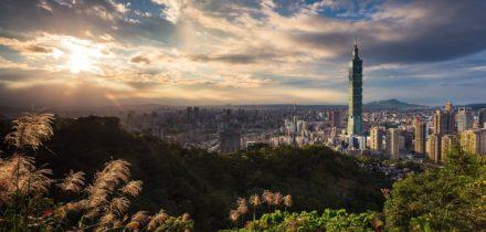 Location de Jet Privé à Taïwan