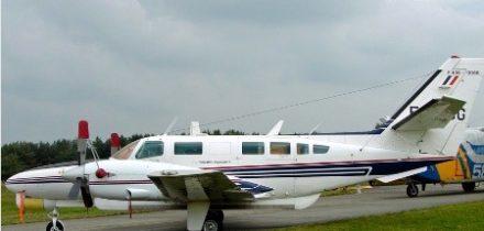 Location jet privé CESSNA 406