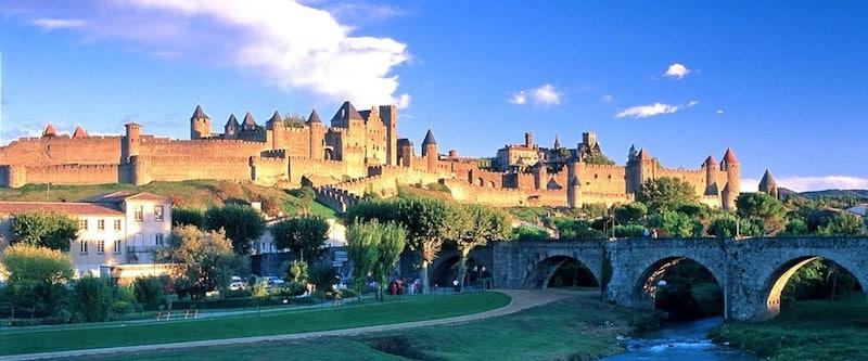 Location de jet privé à Carcassonne