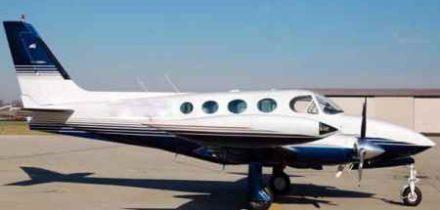 Location jet privé CESSNA 340
