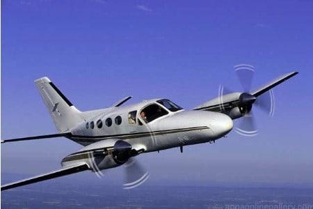 Location jet privé CESSNA 2 CONQUEST