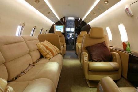 Location jet privé CHALLENGER 300