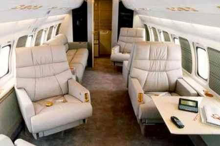 Location jet privé CHALLENGER 601