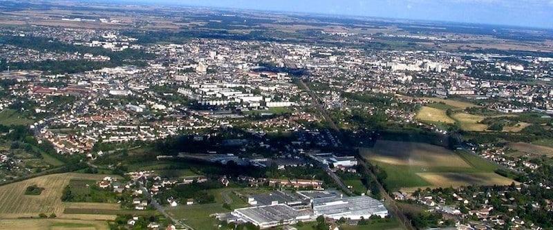 Location de Jet Privé à Châteauroux