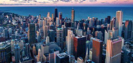 Location de jet privé à Chicago O'Hare