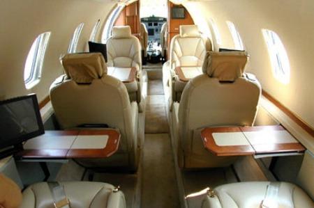 Location jet privé CESSNA CITATION EXCEL