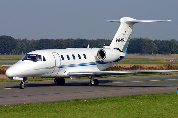 Location jet privé CITATION VI