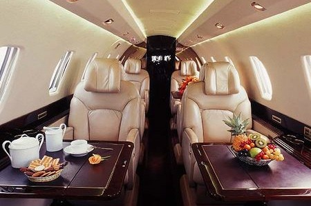Location d'un jet privé Citation X