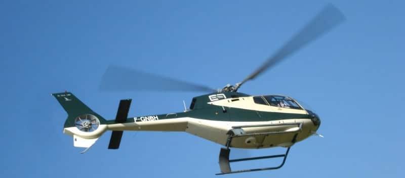 EC 120 COLIBRI Location Hélicoptère