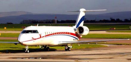 Location jet privé CRJ 200