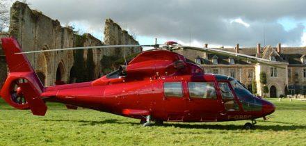 Location hélicoptère AS 365