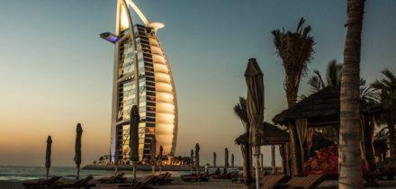 Location de jet privé Nice - Dubaï