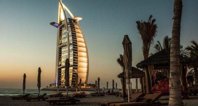 Location de jet privé Paris - Dubaï
