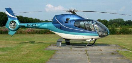 EC 130 B4 Location hélicoptère