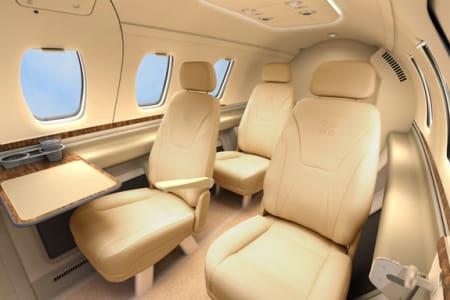 Location jet privé ECLIPSE 500