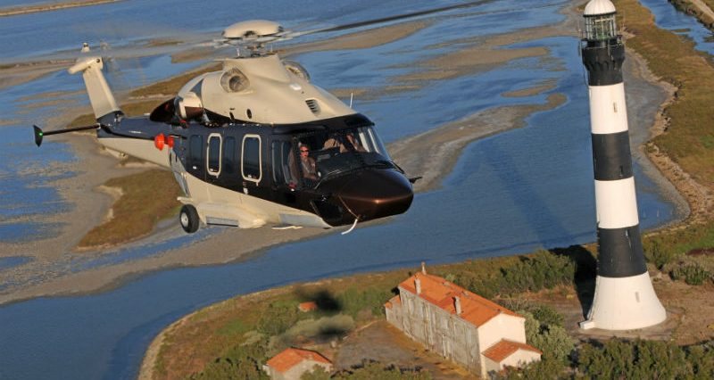 HN 175 Location Hélicoptère