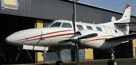 Location jet privé MERLIN 300