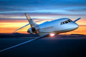 louer un jet privé long courrier