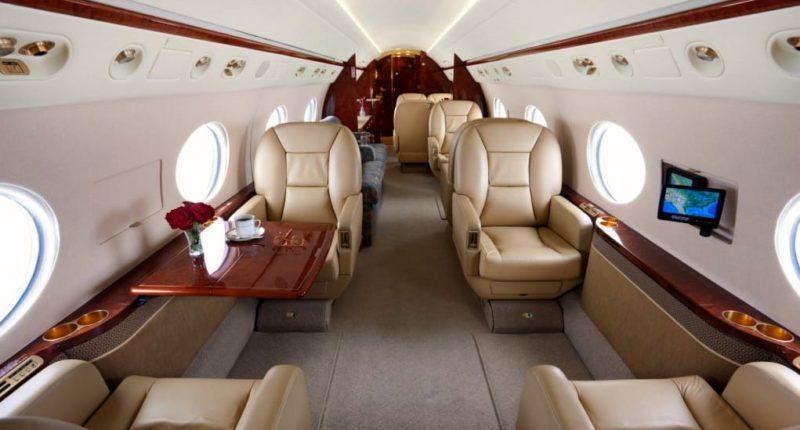 Location jet privé GULFSTREAM G450