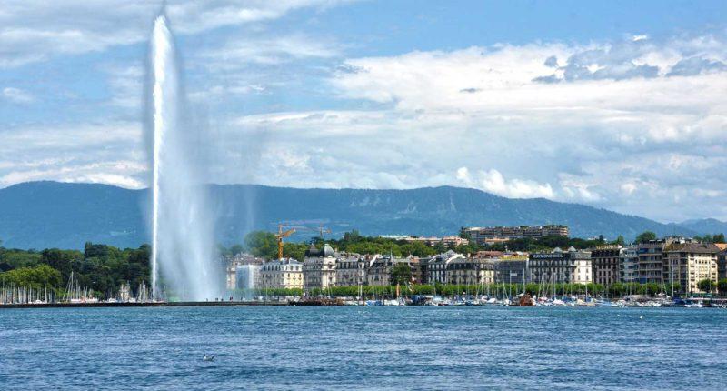 Location de jet privé et hélicoptère à Genève Cointrin