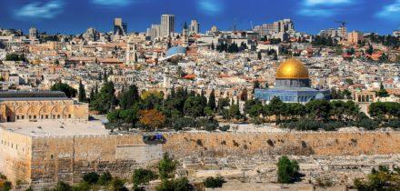 Location de Jet Privé à Jérusalem
