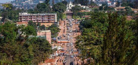 Location de jet privé à Kampala