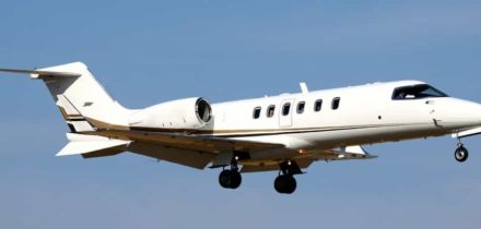 Location jet privé LEARJET 40 XR