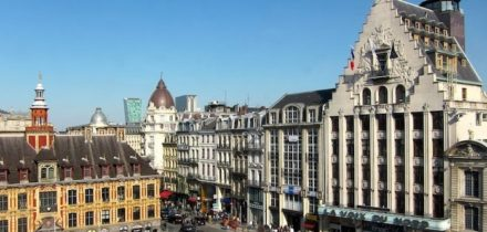 Location de jet privé Paris - Lille