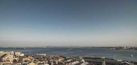 Location de jet privé à Paris - Lisbonne