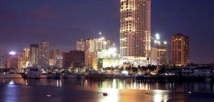 Location de jet privé à Manille