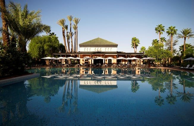 Marrakech jet privé