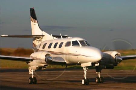 Location jet privé MERLIN III