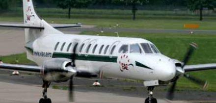 Location jet privé METRO III / 23