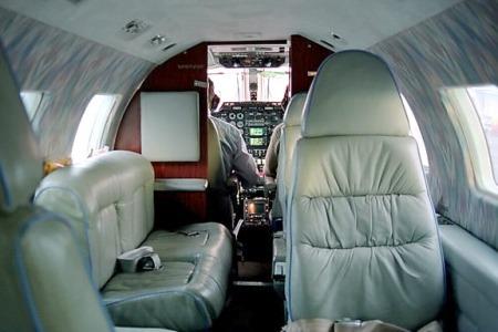 Location jet privé MITSUBISHI MU-2