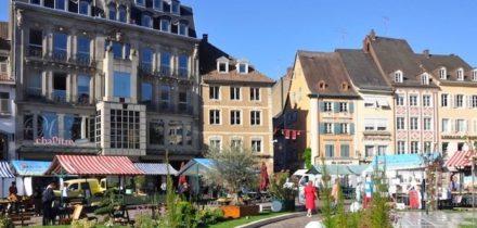 Location de Jet Privé Paris - Bâle Mulhouse