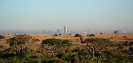 Location de Jet Privé à Nairobi