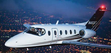 Location jet privé NEXTANT 400 XT