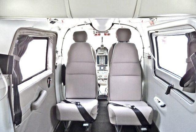 Location jet privé VULCANAIR P 68 TURBO COMMANDER